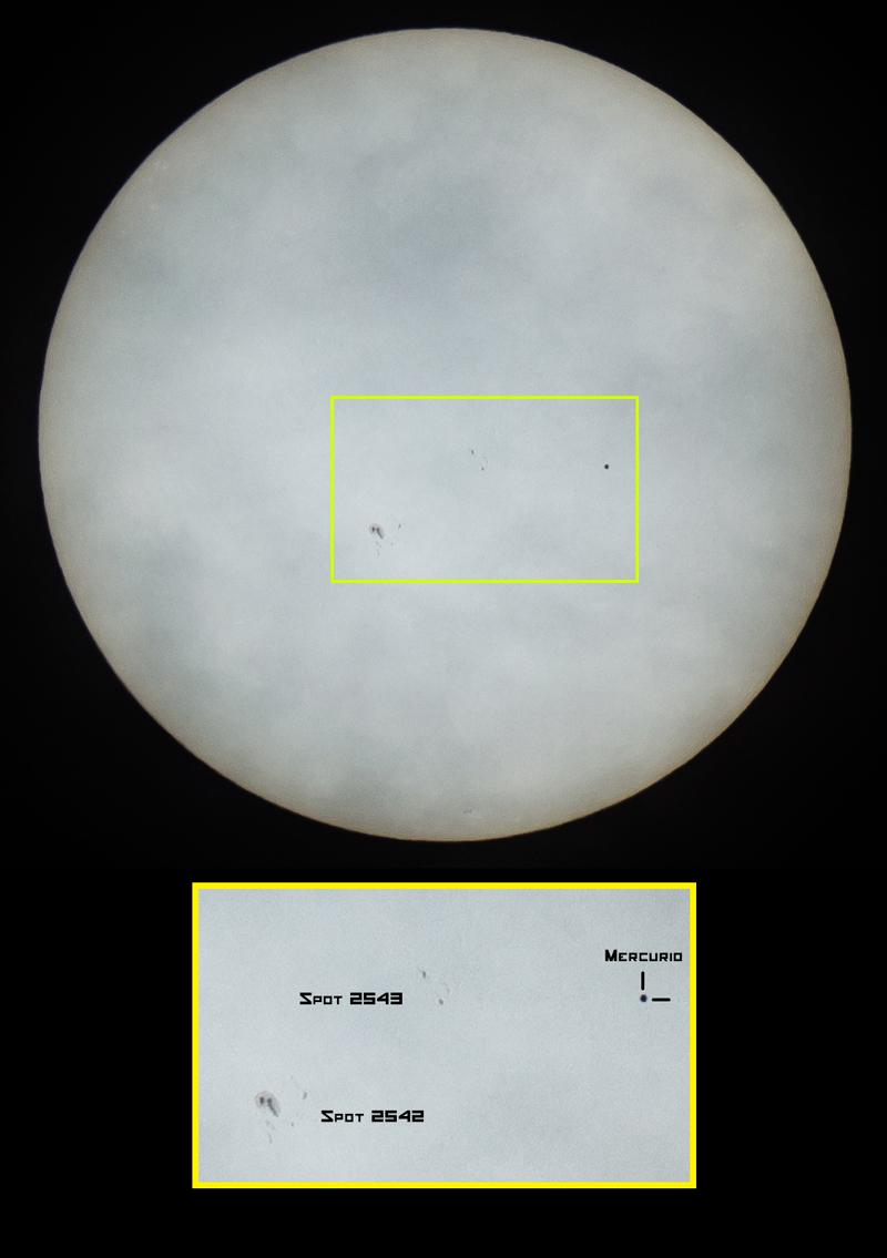 Transito de Mercurio
