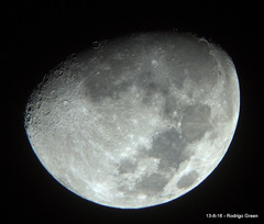 Luna a color