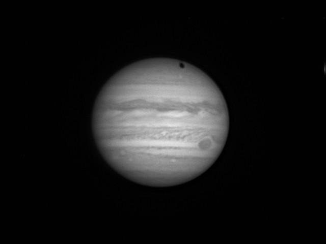 Júpiter y Ganímedes