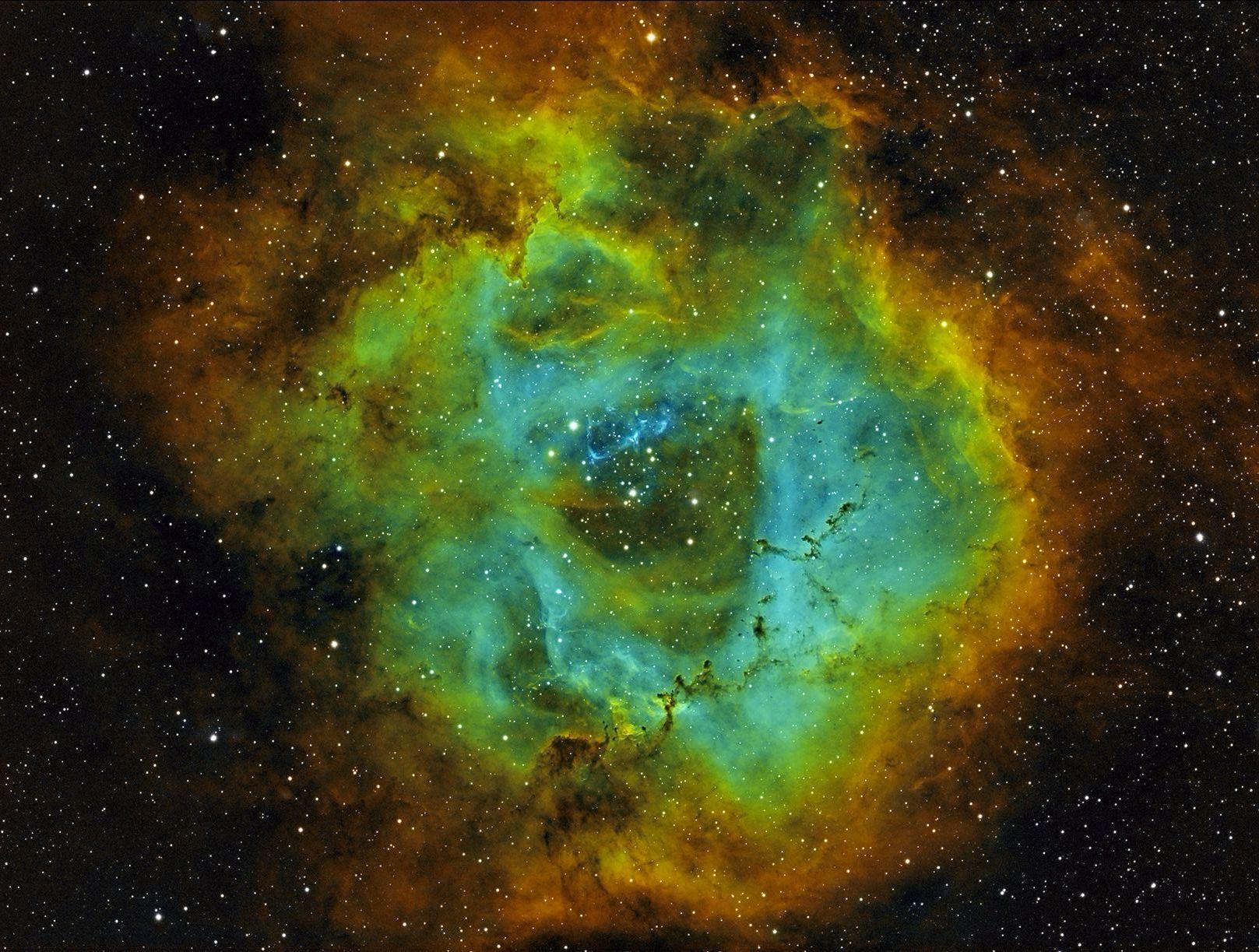 Nebulosa Rosetta NGC2244