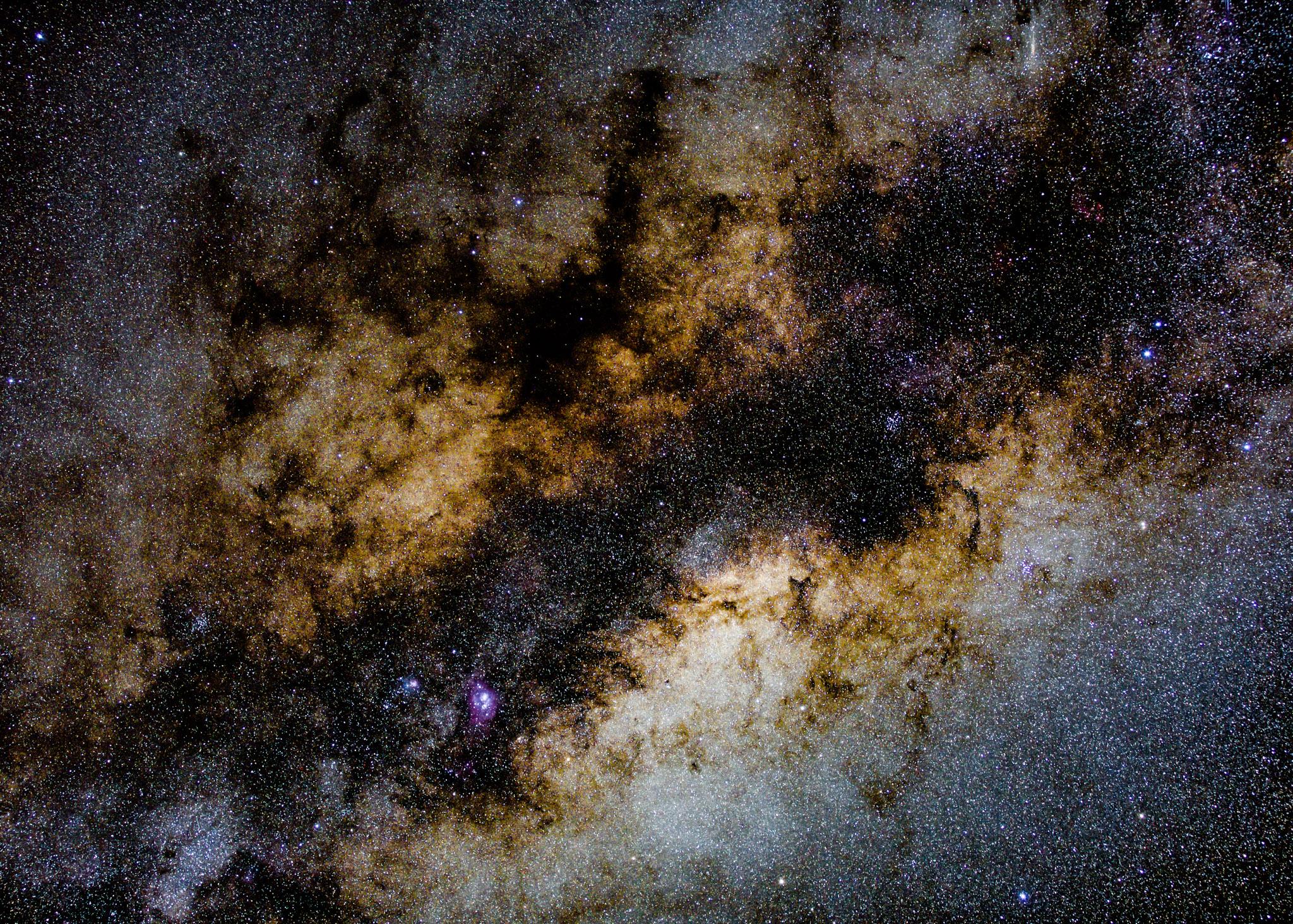 astrofoto, via lactea.